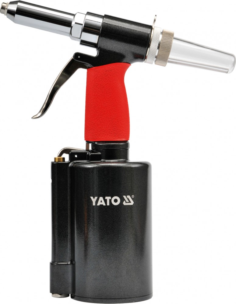 Druckluft Nietgerät Nietzange Pneumatisch-Hydraulischer Nietpistole Nieten 2,4 -6,4 mm